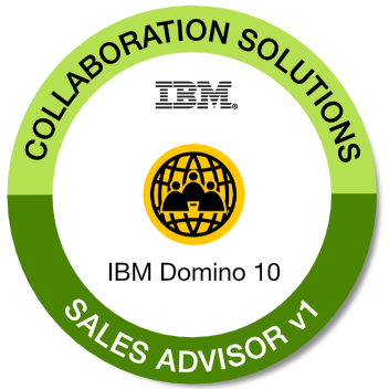 IBM Notes und Domino V10 Sales Advisor